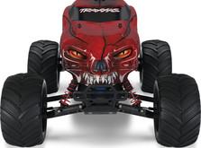 Радиоуправляемый монстр Traxxas Craniac Monster 1:10 RTR-фото 5