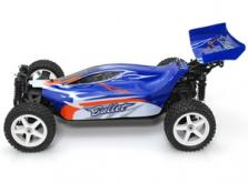 Автомобиль ACME Racing Bullet Brushless 4WD 1:10 2.4GHz EP (Blue RTR Version)-фото 3