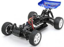 Автомобиль ACME Racing Bullet Brushless 4WD 1:10 2.4GHz EP (Blue RTR Version)-фото 4