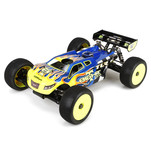 Гоночная трагги TLR 8IGHT-T 3.0 Nitro Race 1:8 KIT
