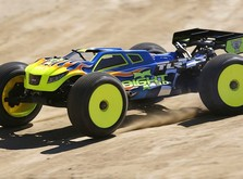 Гоночная трагги TLR 8IGHT-T 3.0 Nitro Race 1:8 KIT-фото 2