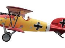 Радиоуправляемый самолет Dynam Albatros D.V L.24 RTF 1270 мм-фото 2