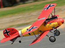 Радиоуправляемый самолет Dynam Albatros D.V L.24 RTF 1270 мм-фото 6