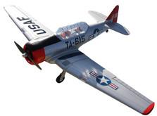 Радиоуправляемый самолёт Dynam AT-6 Texan RLG RTF-фото 2
