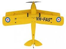 Самолет Dynam De Havilland Tiger Moth RTF 1270 мм-фото 2