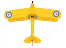 Самолет Dynam De Havilland Tiger Moth RTF 1270 мм-фото 4