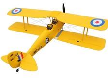 Самолет Dynam De Havilland Tiger Moth RTF 1270 мм-фото 6