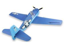 Самолёт F6F Hellcat RTF 1270 мм-фото 3