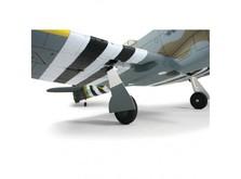 Самолёт Dynam Hawker Tempest RTF 1250 мм-фото 4