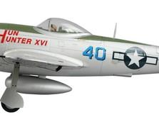 Самолёт Dynam P47D Thunderbolt RTF 1220 мм-фото 4