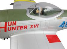 Самолёт Dynam P47D Thunderbolt RTF 1220 мм-фото 5