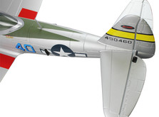 Самолёт Dynam P47D Thunderbolt RTF 1220 мм-фото 6