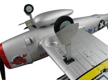 Самолёт Dynam P47D Thunderbolt RTF 1220 мм-фото 8