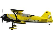 Самолёт Dynam Pitts model 12 1067 мм RTF-фото 2