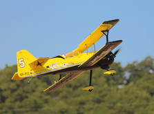 Самолёт Dynam Pitts model 12 1067 мм RTF-фото 4