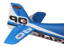Самолёт Dynam Rapid 3D RTF 635 мм-фото 4