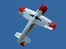 Радиоуправляемый самолёт T-28 Trojan RTF 1270 мм-фото 3
