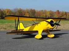 Самолёт Dynam WACO RTF 1270 мм-фото 5