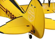 Самолёт Dynam WACO RTF 1270 мм-фото 4
