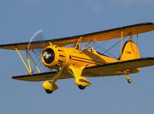 Самолёт Dynam WACO RTF 1270 мм-фото 8