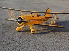 Самолёт Dynam WACO RTF 1270 мм-фото 9
