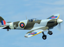 Радиоуправляемый самолёт FMS Supermarine Spitfire PNP 1400 мм-фото 1