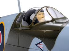 Радиоуправляемый самолёт FMS Supermarine Spitfire PNP 1400 мм-фото 2