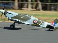 Радиоуправляемый самолёт FMS Supermarine Spitfire PNP 1400 мм-фото 3