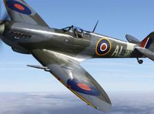Радиоуправляемый самолёт FMS Supermarine Spitfire PNP 1400 мм-фото 4