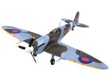 Радиоуправляемый самолёт FMS Supermarine Spitfire PNP 1400 мм-фото 5