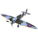 Радиоуправляемый самолёт FMS Supermarine Spitfire PNP 1400 мм