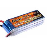 Аккумулятор Gens Ace Li-PO 11,1 В 2200 мАч 25C