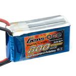 Аккумулятор Gens Ace Li-PO 11,1 В 800 мАч 20C