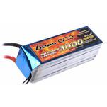 Аккумулятор Gens Ace Li-PO 14,8 В 3000 мАч 35C