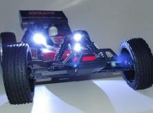 Автомобиль ACME Racing Flash 2WD 1:10 2.4GHz EP (Blue RTR Version)-фото 7
