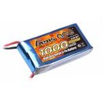 Аккумулятор Gens Ace Li-PO 7,4 В 1000 мАч 25C