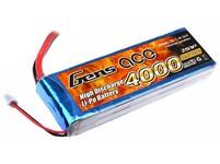 Аккумулятор Gens Ace Li-PO 7,4 В 4000 мАч 25C