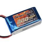 Аккумулятор Gens Ace Li-PO 7,4 В 800 мАч 20C
