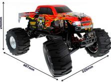 Автомобиль ACME Racing Circuit Thrash 2WD 1:10 2.4GHz EP (RTR Version)-фото 7