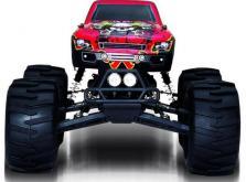Автомобиль ACME Racing Circuit Thrash 2WD 1:10 2.4GHz EP (RTR Version)-фото 8