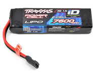 Аккумулятор Traxxas Li-PO 7,4 В 7600 мАч 25C