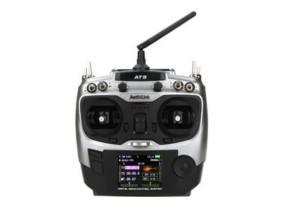 9-канальная радиоаппаратура Radiolink AT-9