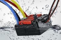 Коллекторный регулятор хода HOBBYWING QUICKRUN WP-1060 60A для автомоделей
