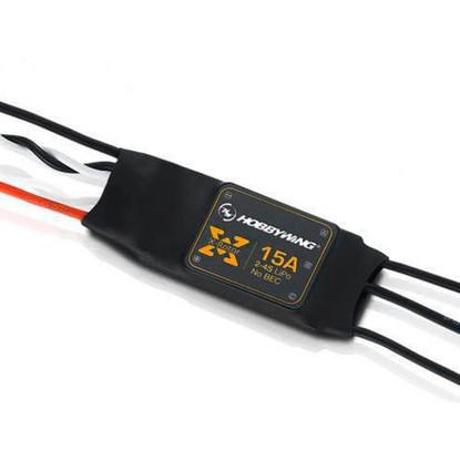 Регулятор хода HOBBYWING XRotor 15A OPTO 2-4S для мультикоптеров