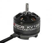 Мотор T-Motor AS2208-15 KV1260 2-3S 135W для самолетов