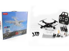 Радиоуправляемый квадрокоптер с видеокамерой Syma X5SW-фото 6