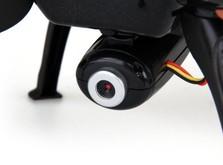 Радиоуправляемый квадрокоптер с видеокамерой Syma X5SC-фото 6