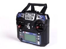 6-канальная радиоаппаратура FlySky i6 с приемником RA6B-фото 2