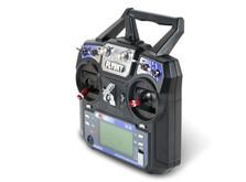6-канальная радиоаппаратура FlySky i6 с приемником RA6B-фото 1