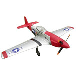 Самолет Sonic Modell P-51 Warbird Brushless ARF 1200 мм 2,4 ГГц